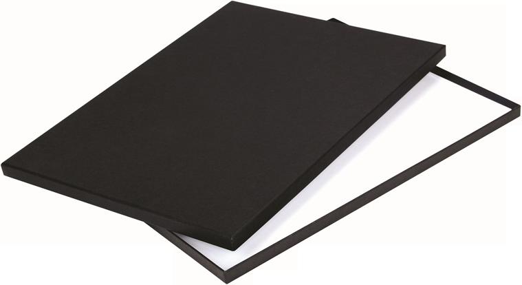 scatole per archiviazione di stampe fine art formati A5 A4 A3 A2